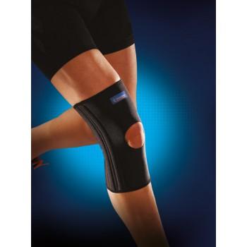 Бандаж усиленный для коленного сустава неопреновый спортивный Reinforced Neoprene Knee Support Артикул 0570