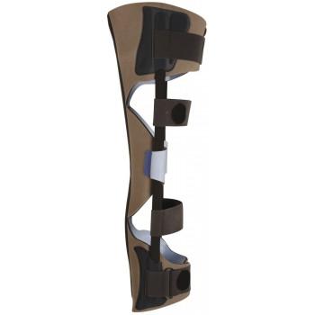 Шина для коленного сустава иммобилизирующая под углом 0° специальная  Genuimmo0°арт 2415