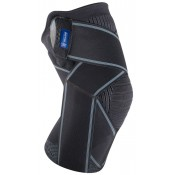 Бандаж для коленного сустава стабилизирующий с усиленной ленточной фиксацией  Ligastrap Genu
