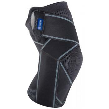 Бандаж для коленного сустава стабилизирующий с усиленной ленточной фиксацией  Ligastrap Genu Артикул 2170